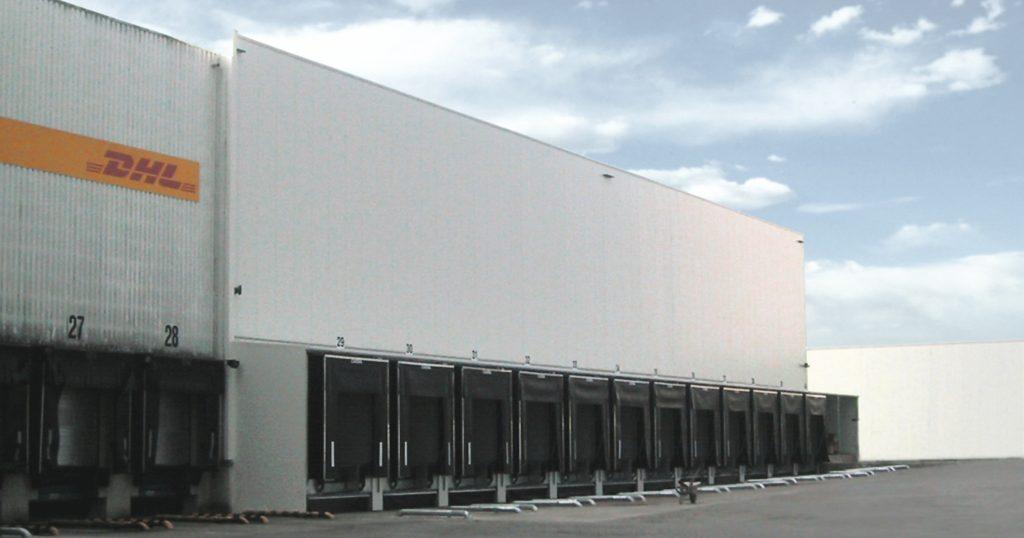 Dhl logistigzentrum krefeld mpp meding plan projekt gmbh for Innendekoration vankann gmbh krefeld