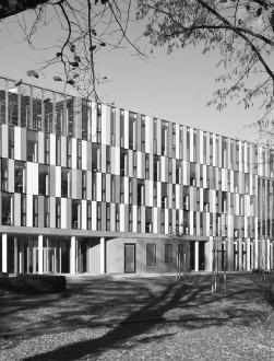 Bibliothek der Bucerius Law School | Hamburg