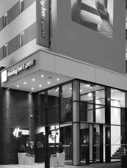 Holiday Inn Express City Centre | Hamburg