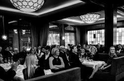 Weihnachtsfeier 2016: festliche Stimmung im Café de Paris