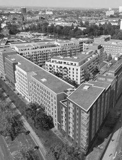 Wohnquartier an der Berswordtstraße   Dortmund