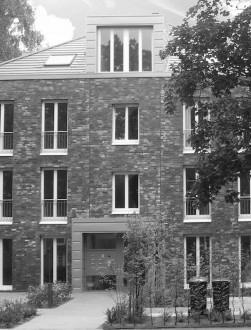 Multi-family house, Hamburg-Winterhude