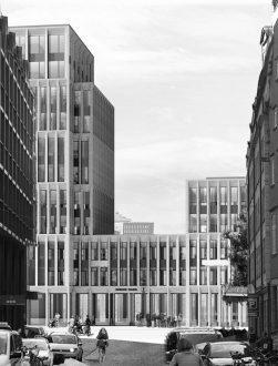 Kühne + Nagel officebuilding | Bremen