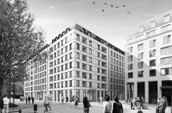 Wohnquartier am Altmarkt Residential building | Dresden