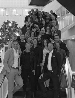Büroseminar Stockholm Juni 2017