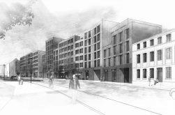 Städtebaulicher Wettbewerb Winsener Straße | Hamburg