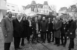 24. Januar: Die Jazz-Hall feiert Richtfest